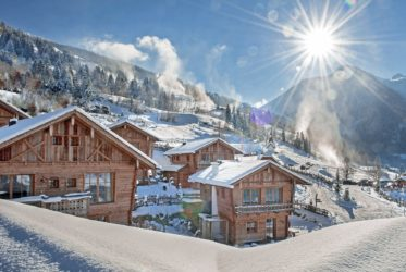 BERGHERZ Chalets im Salzburger Land in Österreich