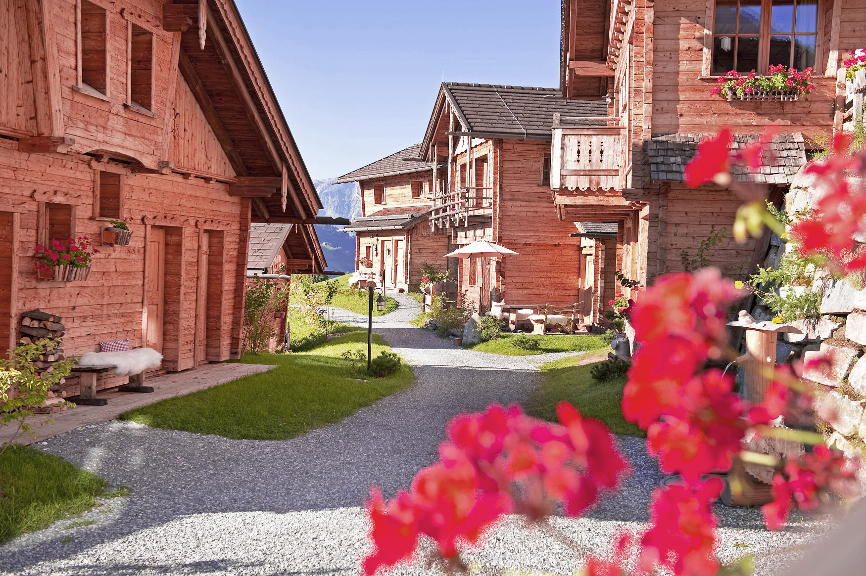BERGHERZ Chalets im Salzburger Land